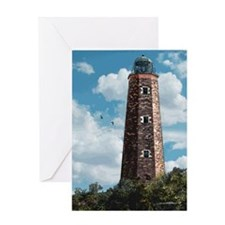 Old Cape Henry Greeting Card