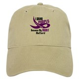 I Wear Purple (Aunt) 33 PC Baseball Cap