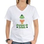 Sweet and Irish Women's V-Neck T-Shirt
