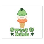 Sweet and Irish Small Poster
