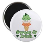 "Sweet and Irish 2.25"" Magnet (100 pack)"