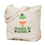 Sweet and Irish Tote Bag