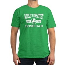 World's Greatest Irish Dad T