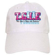 TGIF 50th Birthday Baseball Cap