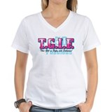 TGIF 50th Birthday Shirt