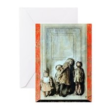 Unique Carl larsson Greeting Cards (Pk of 10)