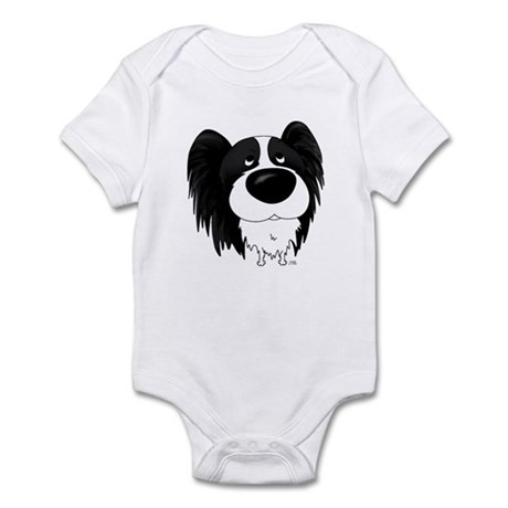 Big Nose Papillon Infant Bodysuit