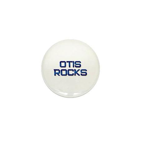 otis rocks Mini Button (10 pack)