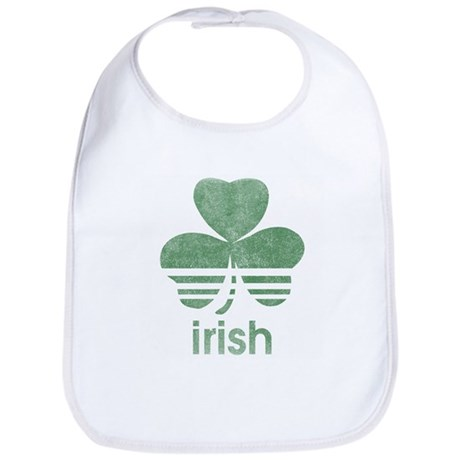 Vintage Irish Logo Bib