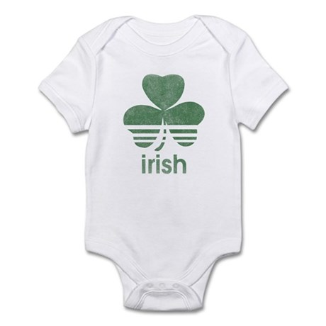 Vintage Irish Logo Infant Bodysuit