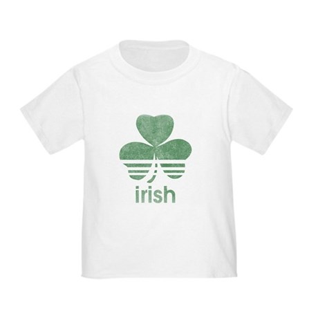 Vintage Irish Logo Toddler T-Shirt