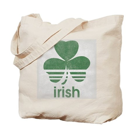 Vintage Irish Logo Tote Bag