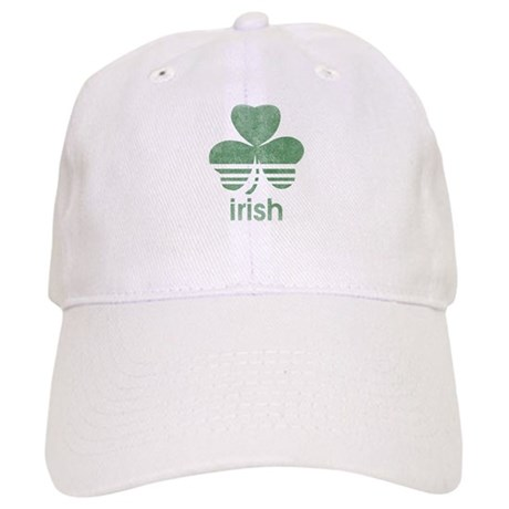 Vintage Irish Logo Cap