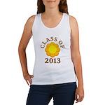 Sunflower CLASS OF 2013 Women's Tank Top