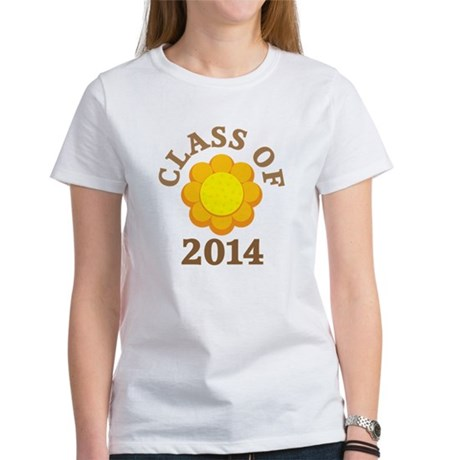 Sunflower Class Of 2014 Women's T-Shirt