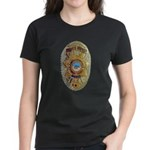 CRIT Police Women's Dark T-Shirt