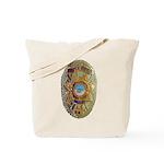 CRIT Police Tote Bag