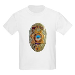 CRIT Police Kids Light T-Shirt