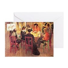 Christmas Break Greeting Cards (Pk of 10)