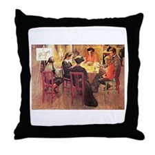 Christmas Break Throw Pillow