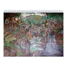 Military Wall Calendar