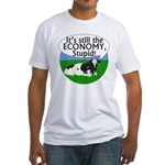 It's the Economy Stupid Cow T-Shirt