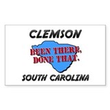 clemson south carolina - been there, done that Sti
