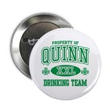 "Quinn Irish Drinking Team 2.25"" Button (100 pack)"