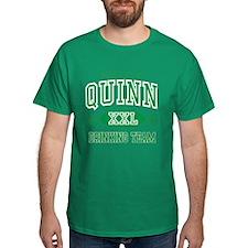Quinn Irish Drinking Team T-Shirt