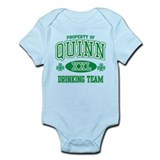Quinn Irish Drinking Team Onesie