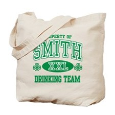 Smith Irish Drinking Team Tote Bag