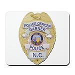 Garner Police Mousepad