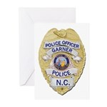 Garner Police Greeting Cards (Pk of 10)