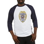 Garner Police Baseball Jersey