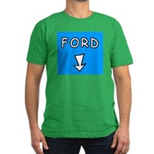 Ford and arrow T