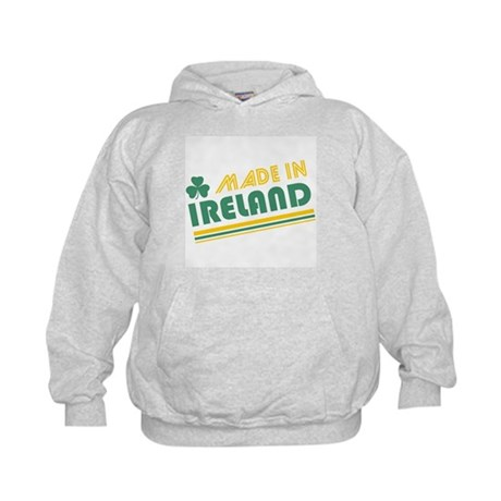 Made In Ireland Kids Hoodie
