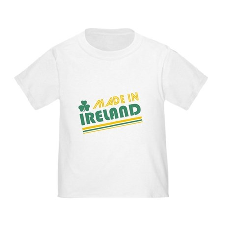 Made In Ireland Toddler T-Shirt