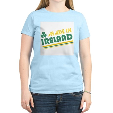 Made In Ireland Womens Light T-Shirt