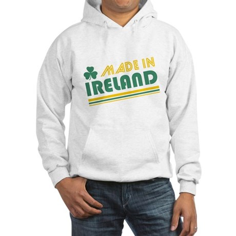 Made In Ireland Hooded Sweatshirt