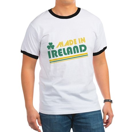 Made In Ireland Ringer T