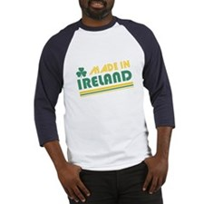 Made In Ireland Baseball Jersey