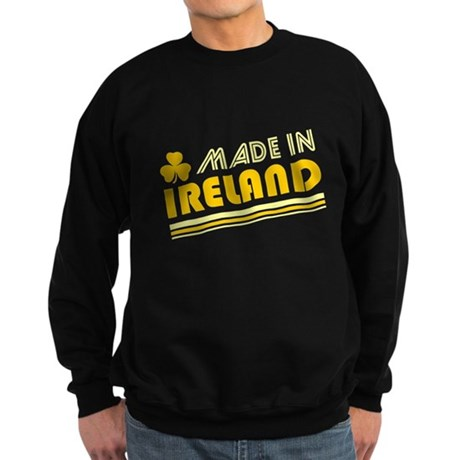 Made In Ireland Dark Sweatshirt