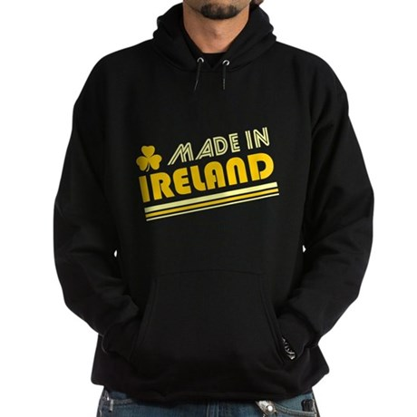 Made In Ireland Dark Hoodie
