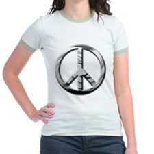 Chrome Peace - T