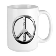 Chrome Peace - Mug