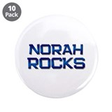 "norah rocks 3.5"" Button (10 pack)"