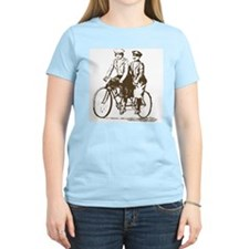 Tandem Antique Bike T-Shirt