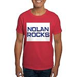 nolan rocks Dark T-Shirt