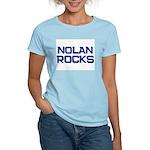 nolan rocks Women's Light T-Shirt