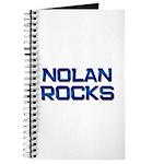 nolan rocks Journal